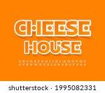 vector tasty banner cheese...   Shutterstock .eps vector #1995082331