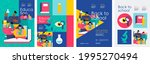 school and education. vector... | Shutterstock .eps vector #1995270494
