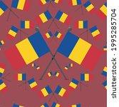 Vector Illustration Of Pattern...