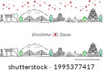 hand drawing cityscape...   Shutterstock .eps vector #1995377417