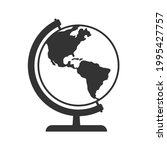 globe icon. world sphere map...   Shutterstock .eps vector #1995427757