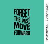 motivational lettering...   Shutterstock .eps vector #1995443684