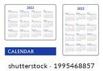horizontal and vertical blue... | Shutterstock .eps vector #1995468857