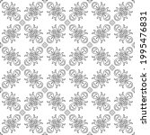 vector geometric pattern....   Shutterstock .eps vector #1995476831