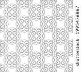 vector geometric pattern....   Shutterstock .eps vector #1995476867