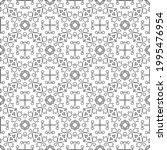 vector geometric pattern....   Shutterstock .eps vector #1995476954