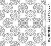 vector geometric pattern....   Shutterstock .eps vector #1995477227