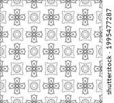 vector geometric pattern....   Shutterstock .eps vector #1995477287