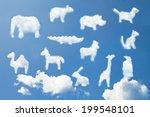Animal Clouds Shape