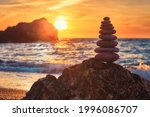 Concept Of Balance And Harmony. ...