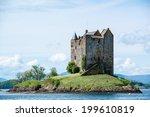 Medieval Stalker Castle On...