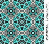 ethnic seamless pattern....   Shutterstock .eps vector #1996142744