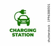 electrical vehicle charging...   Shutterstock .eps vector #1996388501