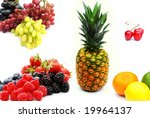 fruit | Shutterstock . vector #19964137