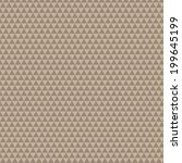 geometric triangle pattern   Shutterstock .eps vector #199645199