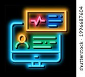 cardio analysis internet...   Shutterstock .eps vector #1996687604