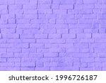 purple brick wall pattern...   Shutterstock . vector #1996726187