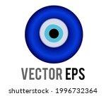 the isolated vector nazar... | Shutterstock .eps vector #1996732364