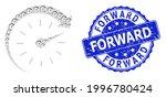 forward textured round seal...   Shutterstock .eps vector #1996780424