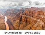 Grand Canyon Big Wall Rocks...