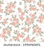 vector seamless pattern. pretty ... | Shutterstock .eps vector #1996960691