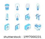 electrical supplies   modern...   Shutterstock .eps vector #1997000231