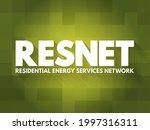 resnet   residential energy...   Shutterstock .eps vector #1997316311
