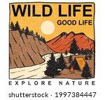 wild file t shirt design.... | Shutterstock .eps vector #1997384447