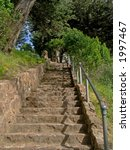 steps to coit tower | Shutterstock . vector #1997467