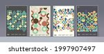 abstract geometric patterns. a... | Shutterstock .eps vector #1997907497