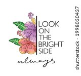 inspirational quote slogan text ... | Shutterstock .eps vector #1998030437