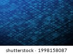 technology digital abstract...   Shutterstock .eps vector #1998158087