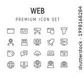 premium pack of web line icons. ...