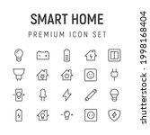 premium pack of smart home line ...