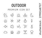 premium pack of outdoor line...