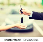 transportation and ownership... | Shutterstock . vector #199820651