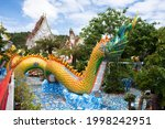 Naka Statue Of Wat Khao Sung...
