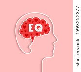 eq  emotional intelligence and...   Shutterstock .eps vector #1998252377