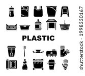 plastic accessories collection... | Shutterstock .eps vector #1998330167