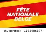F Te Nationale Belge....