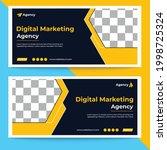 digital marketing agency... | Shutterstock .eps vector #1998725324