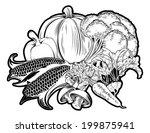an illustration of vegetables ...   Shutterstock . vector #199875941