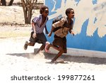 katima mulilo  namibia  ... | Shutterstock . vector #199877261