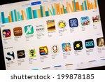 bucharest  romania   june 19 ...   Shutterstock . vector #199878185