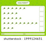 how many counting game with... | Shutterstock .eps vector #1999124651