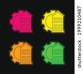 Architectonic Four Color...