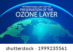 planet to ozone layer... | Shutterstock .eps vector #1999235561