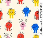 various bright basic geometric...   Shutterstock .eps vector #1999235861
