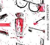 escova,água,cílios,elegante,mãos,tinta,revista,maquiagem,modelo,prego,unhas,pista,inicial,toilette,aquarela