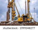 Hydraulic Drilling Rig Bauer Bg ...